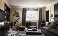 Wall Murals, Decals, Sports Themed Interiors