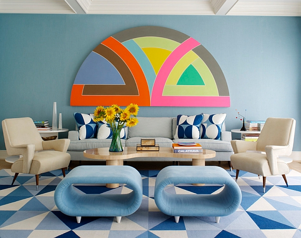 Surround yourself with color!