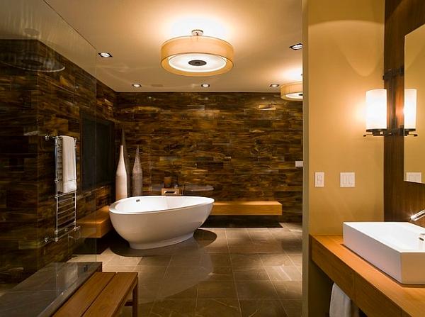 Hot Bathroom Trends Freestanding Bathtubs Bring Home The Spa Retreat