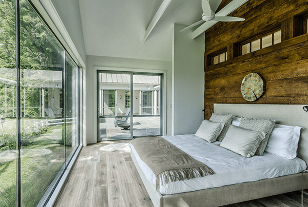 modern rustic bedroom Defining Elements Of The Modern Rustic Home