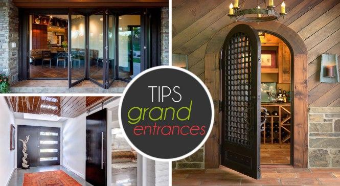 Wonderful Door Design For Your Decorating Ideas Terrific Custom Mirror Lite Entrance And
