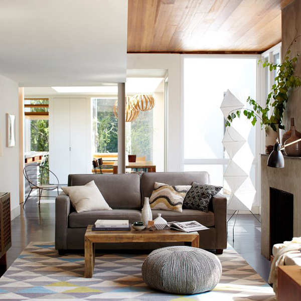 living room pouf area rugs for rooms add comfort to your home with floor pillows and poufs view in gallery img26o