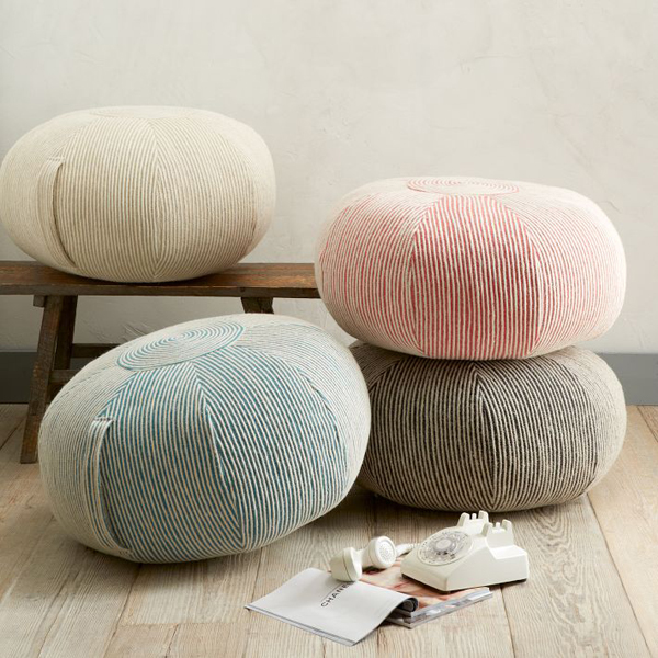 stool chair dream meaning chairs for hip pain add comfort to your home with floor pillows and poufs