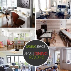 How To Design A Tiny Living Room Cafe By Eplus Small Dining Rooms That Save Up On Space