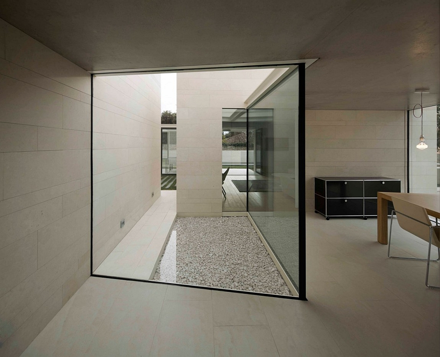 Fascinating Residence In Barcelona Enthralls With Its Minimal Design