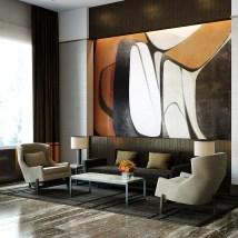 Lobby Modern Interior Design