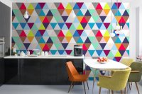 Geometric Design Inspiration For Your Next Accent Wall Or ...