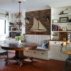 Beach Themed Kitchen Decor Backslash In 12 Nautical Ideas