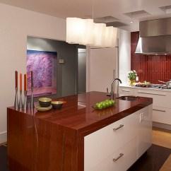 Beige Kitchen Cabinets Fan Light Backsplash Ideas: A Splattering Of The Most ...