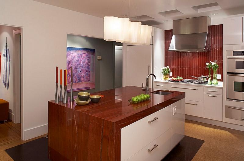 backsplashes for kitchens kitchen island table backsplash ideas: a splattering of the most ...