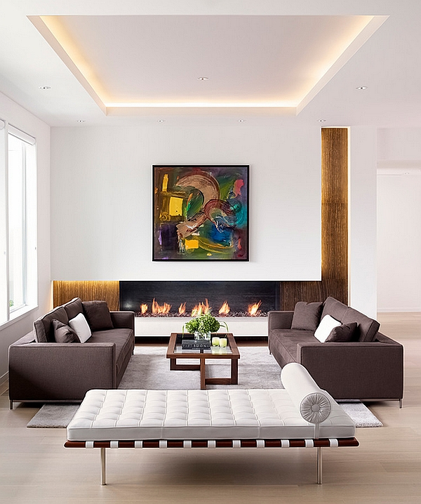 modern living room styles design ideas with fireplace 50 minimalist for a stunning home view in gallery barcelona daybed steals the show this minimal