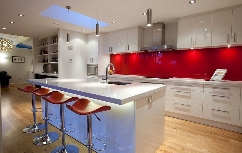 Kitchen Backsplash Ideas: A Splattering Of The Most