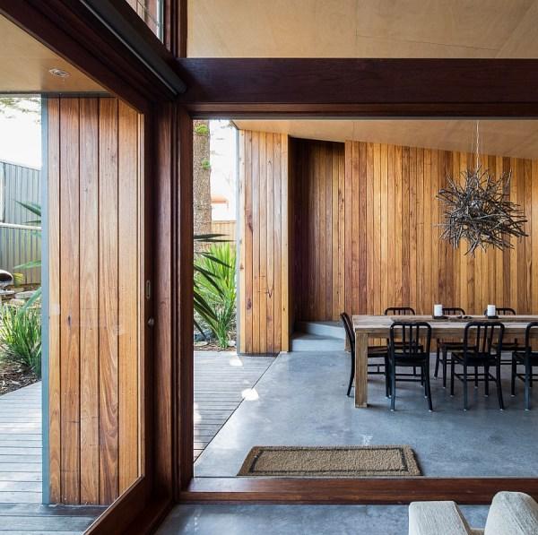 Small 70s Home In Australia Creative Eco-friendly
