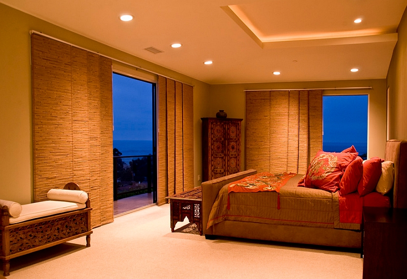 Asian Inspired Bedrooms
