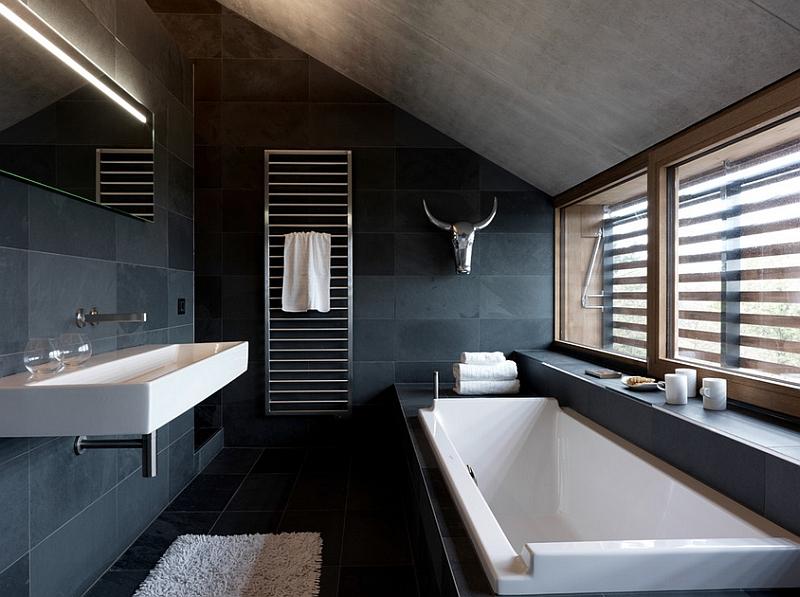 Black And White Bathrooms Design Ideas Decor And Accessories