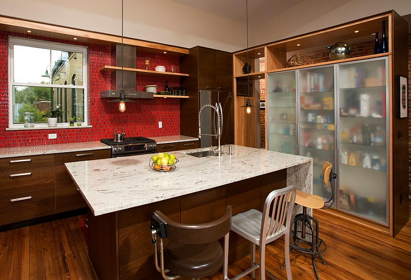 glass backsplashes for kitchens best kitchen islands backsplash ideas: a splattering of the most ...