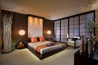 Asian Inspired Bedrooms: Design Ideas, Pictures