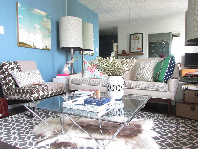 small living room interiors design how to paint a oversized lighting: floor and table lamps that leave you ...