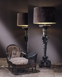 Oversized Lighting: Floor And Table Lamps That Leave You ...