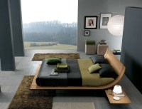 Elevate Your Bedroom Style With These Posh Contemporary Beds