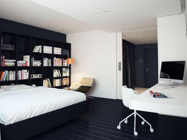 black and white minimalist bedroom ideas 50 Minimalist Bedroom Ideas That Blend Aesthetics With Practicality