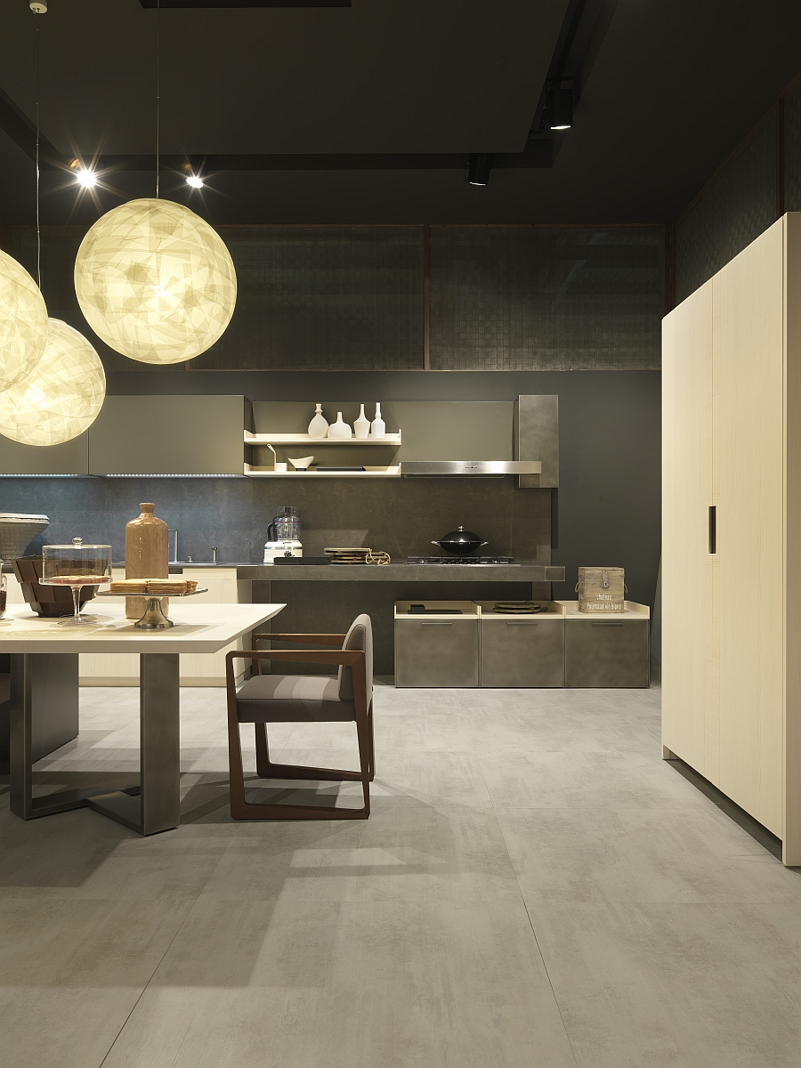 Modern Italian Kitchen Designs From Pedini