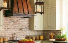 Refreshing Brick Kitchen Backsplash That Will Make You Jealous