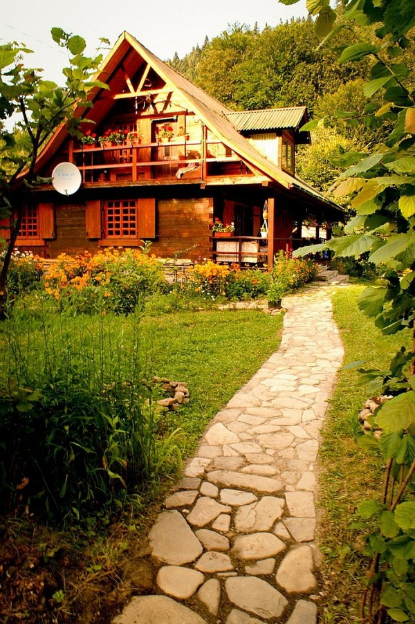 Rustic Mountain House Make Wanna Move Romania