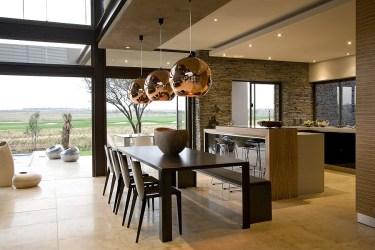 contemporary african south modern africa architecture decor serengeti interior mansions kitchen johannesburg houses nico meulen architects der van villa luxurious