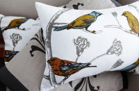 Birds-Inspired Home Decorations: Prints, Wallpaper and ...