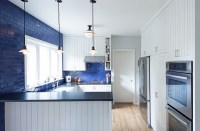 Blue And White Interiors: Living Rooms, Kitchens, Bedrooms ...