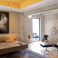 Best Color Scheme For Small Living Room Ceiling Light Creative Bike Storage & Display Ideas Spaces