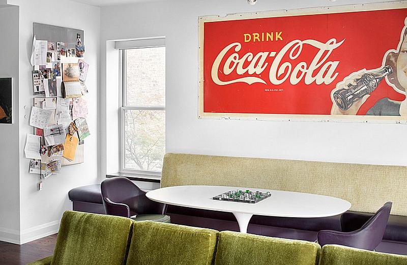 Coca Cola Decor Vintage Posters Coke Machines And DIY Ideas