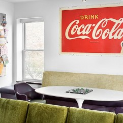 Mexican Style Kitchen Decor Upgrades Coca-cola Decor: Vintage Posters, Coke Machines And Diy Ideas