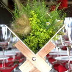 Modern Metal Chairs Ergonomic Chair Arm Support One Red Tablecloth, Three Table Setting Ideas!