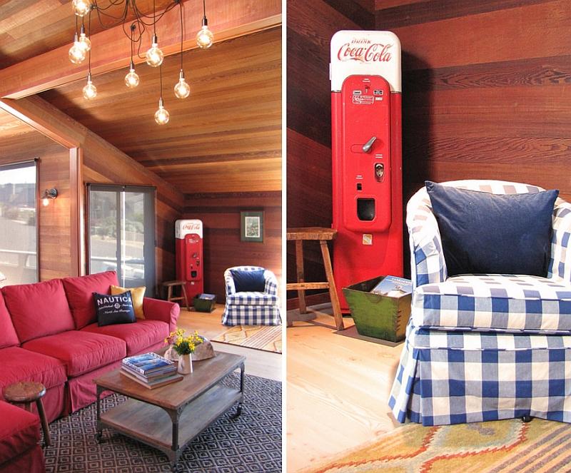 CocaCola Decor Vintage Posters Coke Machines And DIY Ideas
