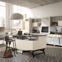 Glass Backsplashes For Kitchens Kitchen Aid Refrigerators Vintage Offers A Refreshing Modern Take On Fifties ...