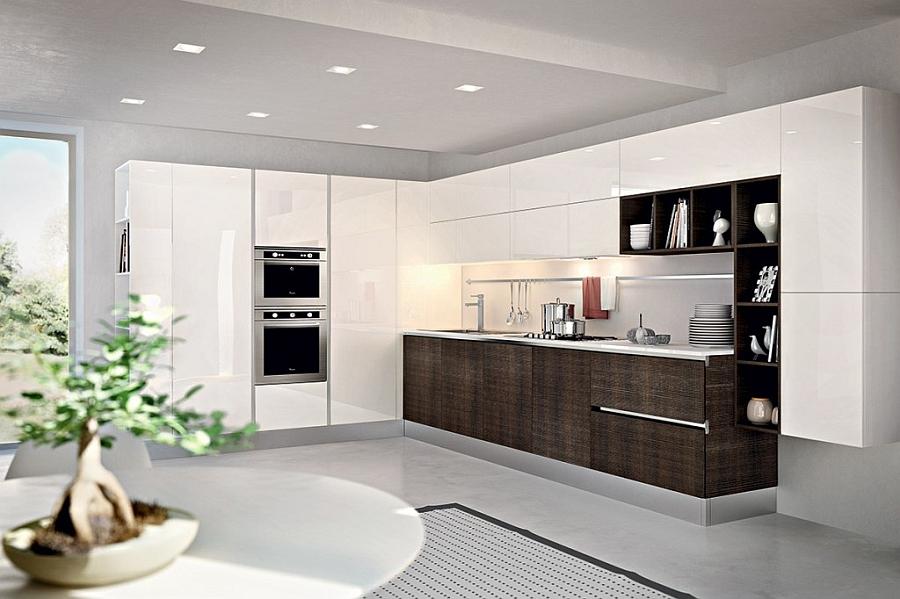 Open Floor Plan Small Kitchen