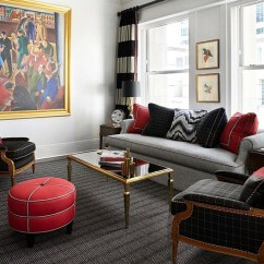 Black And Red Living Room Decorating Ideas Gray Hardwood Floors In White Interiors Rooms Kitchens Bedrooms View Gallery Look A Lot More Trendy When Coupled With