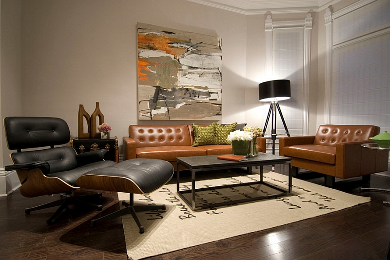 lamps for living room refurbished furniture tripod ideas inspirations and photos view in gallery dark black lampshade of the floor lamp helps give better definition to