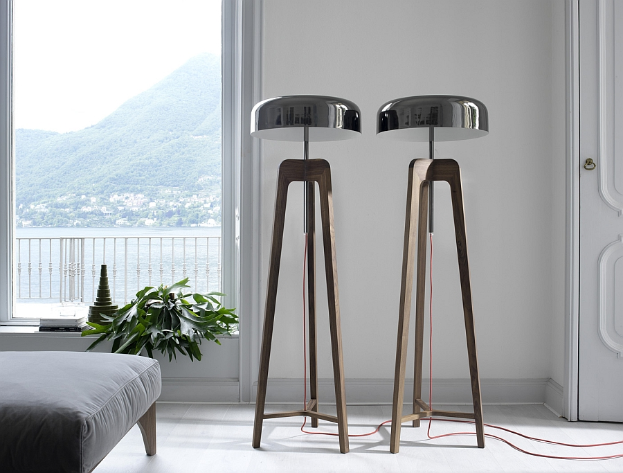 Unique Contemporary Floor Lamps That Stand Out From The Crowd