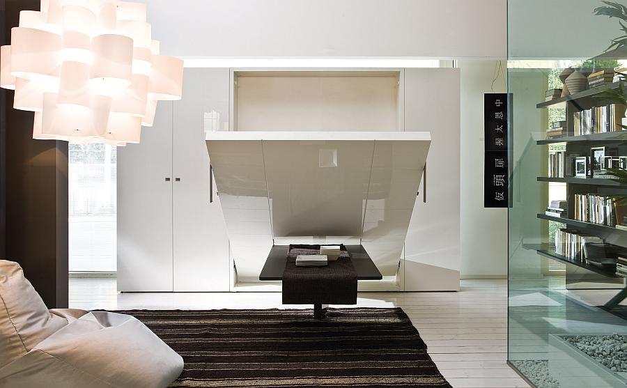 sofa murphy bed combination repair in chennai tambaram solar decathlon 2014: space-saving solutions from clei