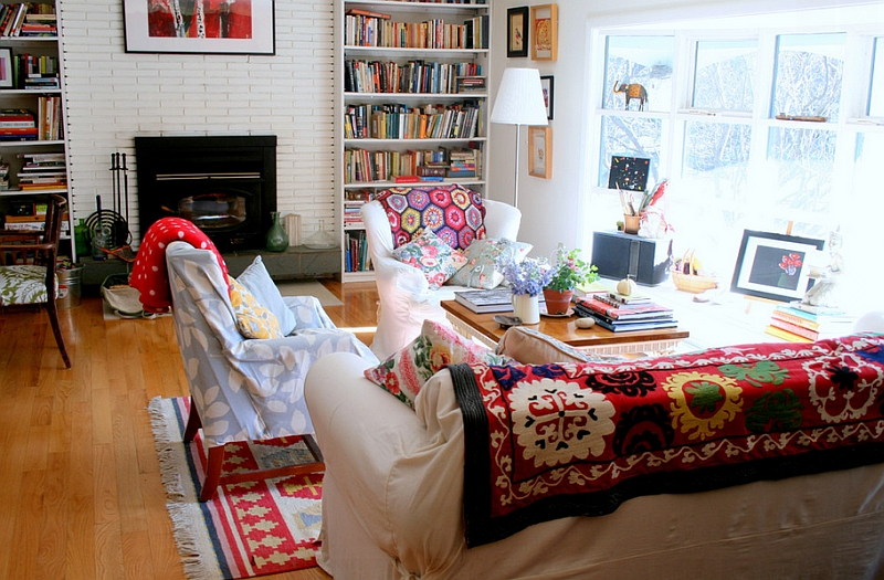Quirky Living Room Decor Ideas