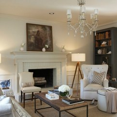 Lighting For Living Rooms Ideas How To Decorate Oblong Room Tripod Lamps Inspirations And Photos View In Gallery Twin Floor By Sandy Chapman Grab The Attention This Transitional Space