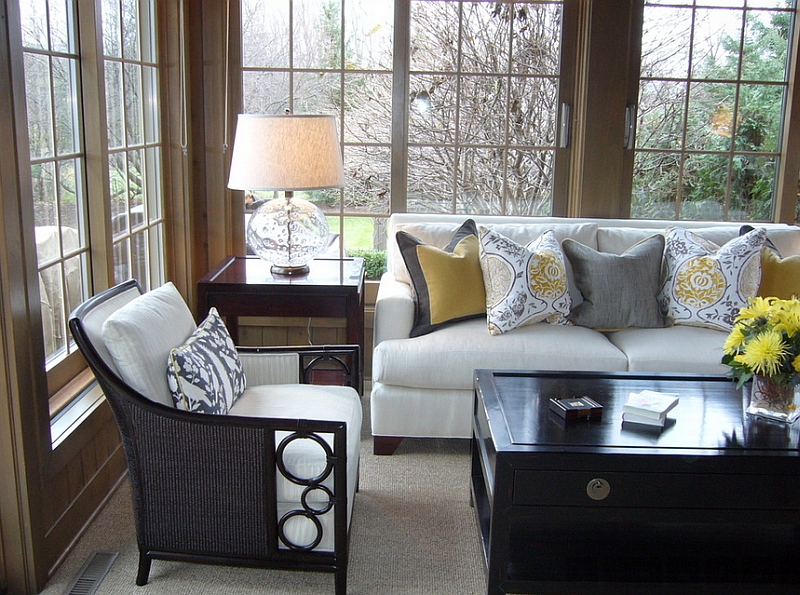 living room colors gray couch small house interior design in india and yellow rooms photos ideas inspirations view gallery use throw pillows to bring the color scheme