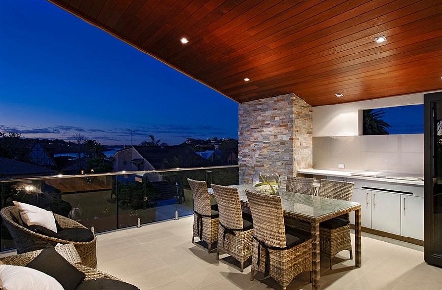 Scenic River Views And IndoorOutdoor Interplay Shape