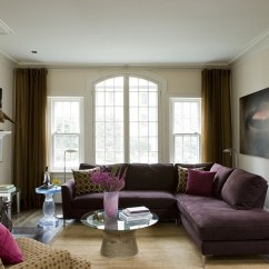 Red Teal Yellow Living Room Black And Leather Sets Hot Color Trends: Coral, Teal, Eggplant More