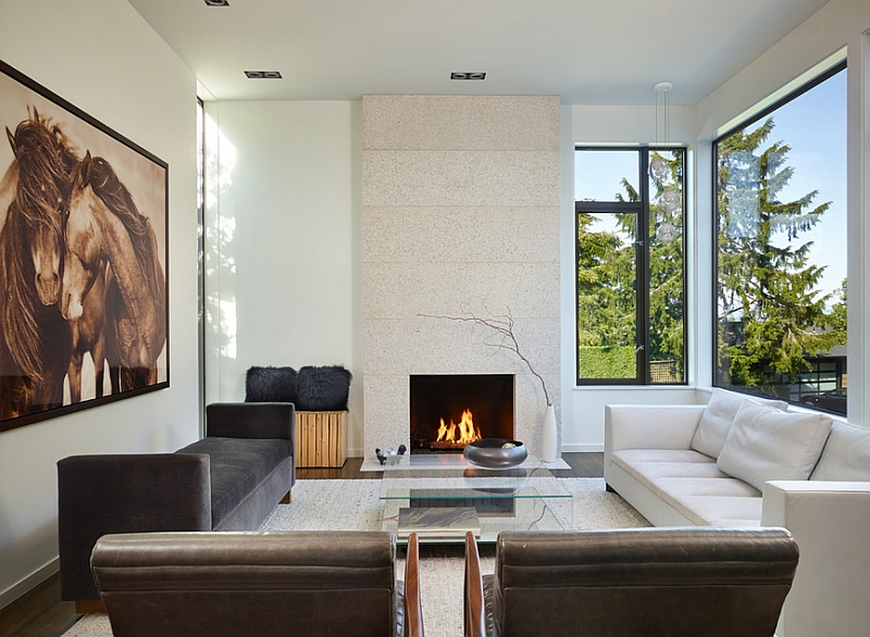 feng shui art for living room wall shelf ideas tips and decorating inspirations beautifully lit with a distinct focal point