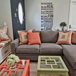 Lime Green And Red Living Room Ideas Storage Cupboard Hot Color Trends Coral Teal Eggplant More View In Gallery Coupled With Refreshing To Create A Breezy