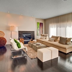Feng Shui Living Room Furniture Placement Modern Ireland Ideas Tips And Decorating Inspirations View In Gallery Cozy Appeal Of The Is Accentuated By Stylish Use Drapes